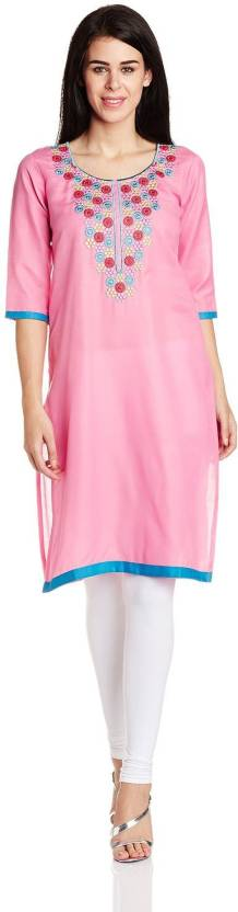 Atayant Casual Embroidered Women's Kurti