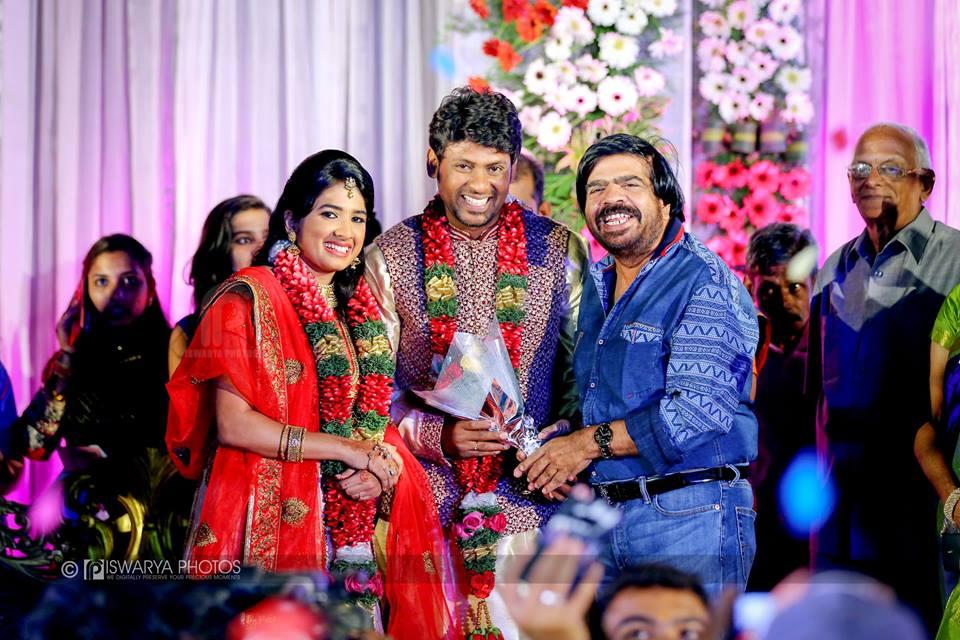 Rio Raj  & Sruthi Ravi-4
