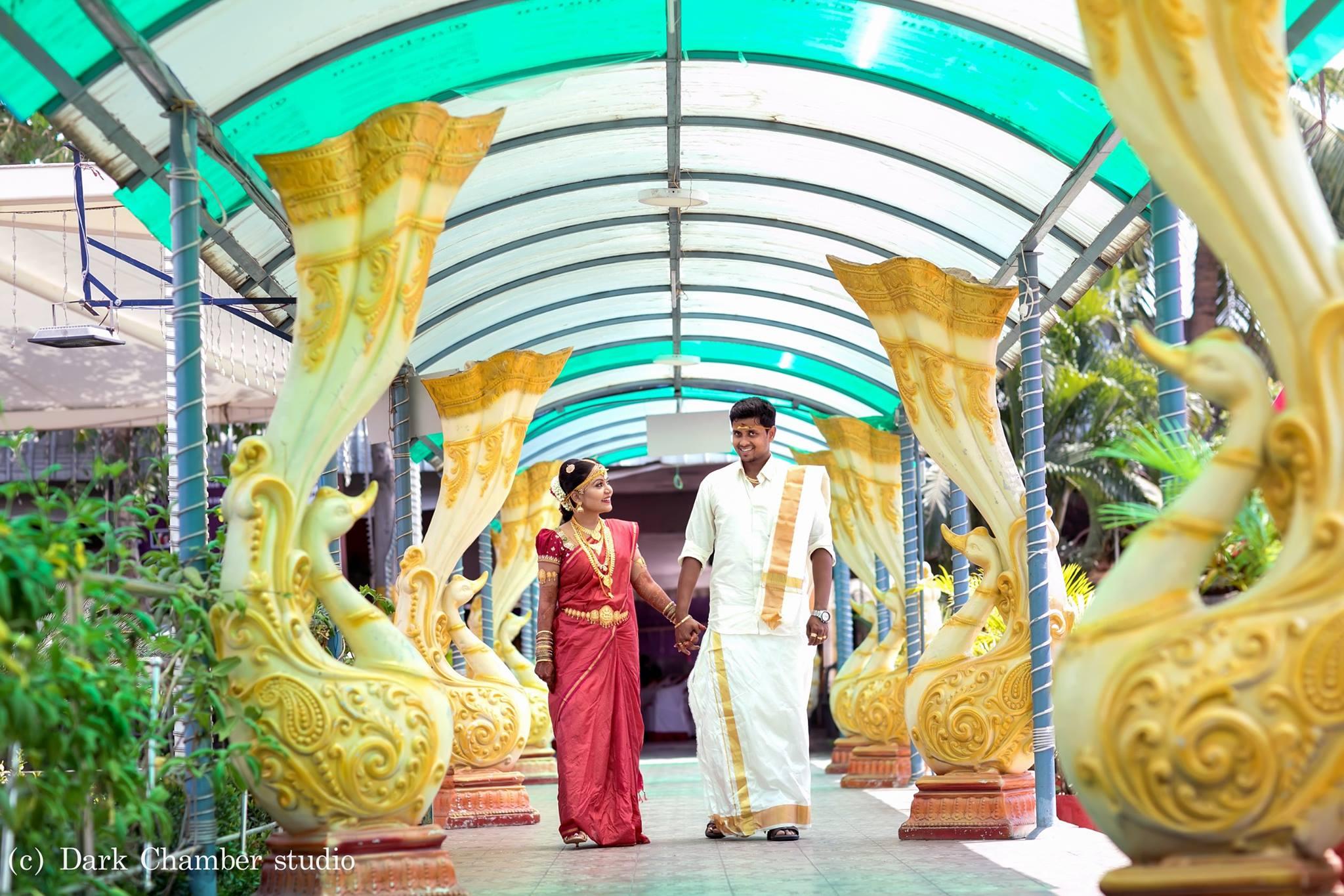Vignesh Baskaran + Kavitha Raja