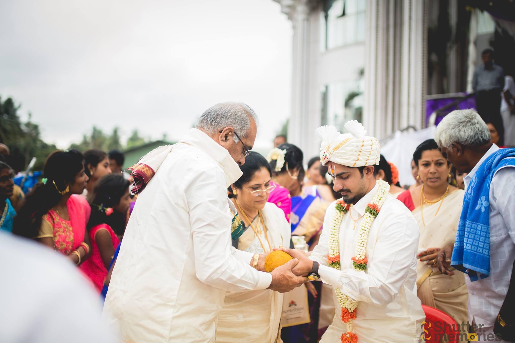 Harshi+Dilip | Real Wedding - Wedandbeyond.com