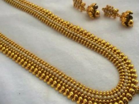 Sri Aishwarya Gold Covering Works Fashion Jewellery Shop In Chennai Vendors Wedandbeyond Com