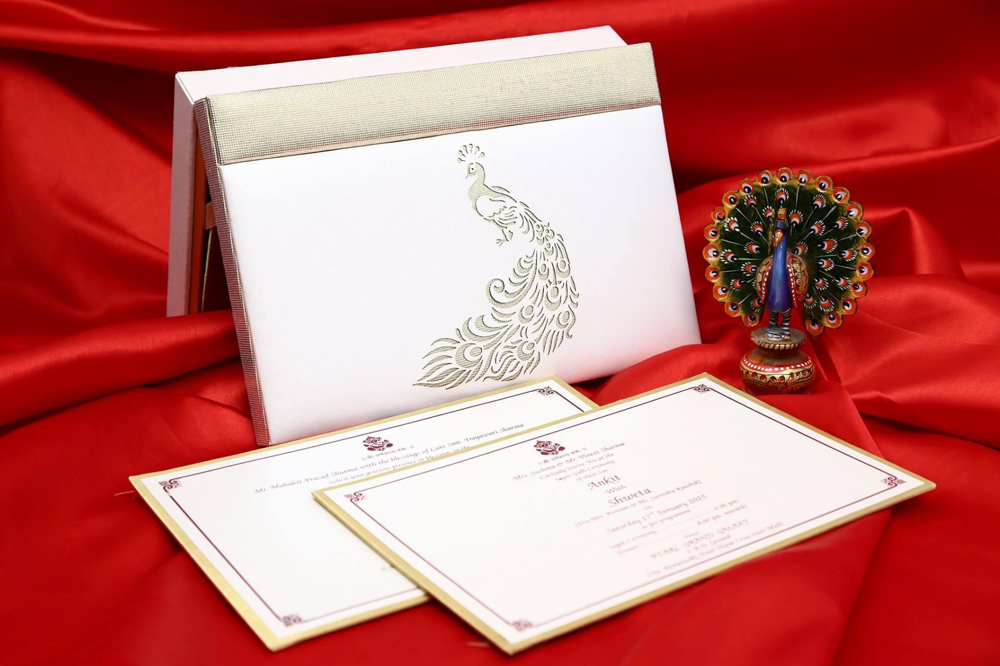 Colorful Boston Wedding Invitations Festooning - Invitations and ...