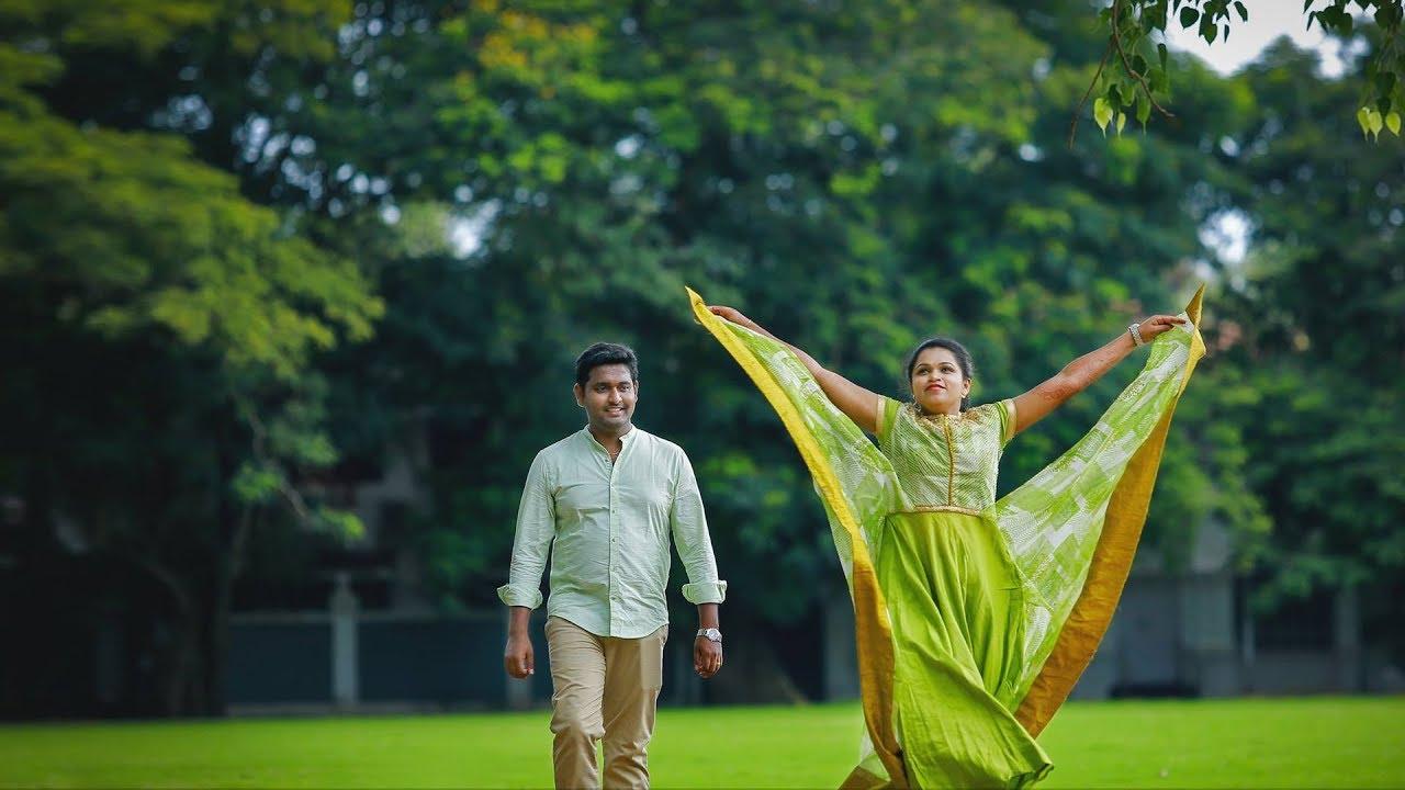 Aswin & Krithika | Wedding Highlights | ISWARYA PHOTOS
