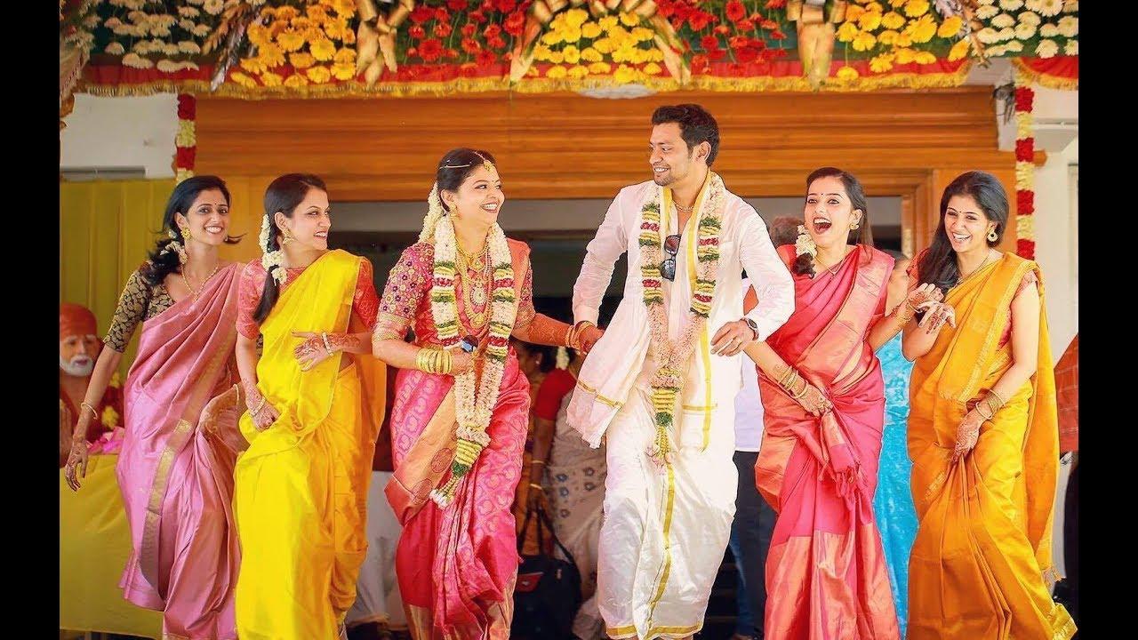 Colourful Chennai Wedding Film | Srinidhi & Nishudhan| ISWARYA PHOTOS