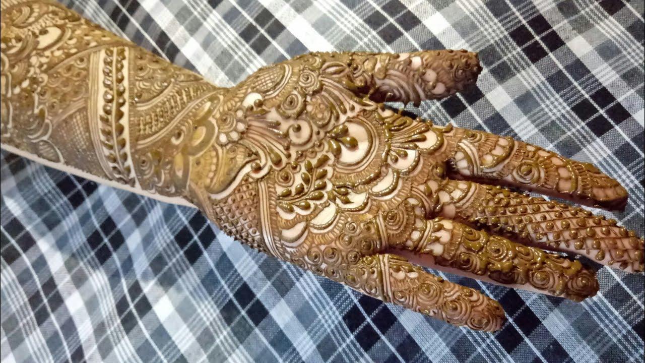 Bridal Henna Design Video Gallery Wedandbeyond Com