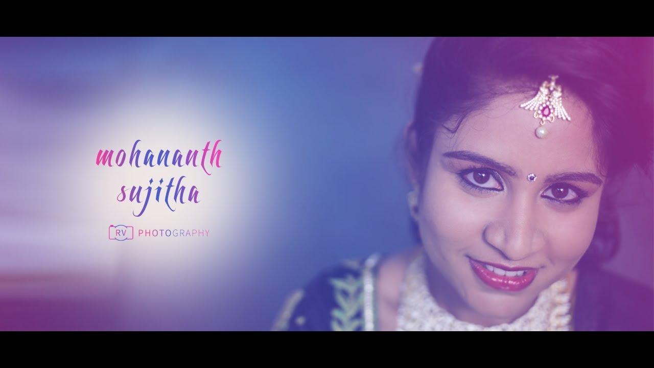 Rv Photography Tirupur - Cinematic Wedding Promo (Mohananth + Sujitha)