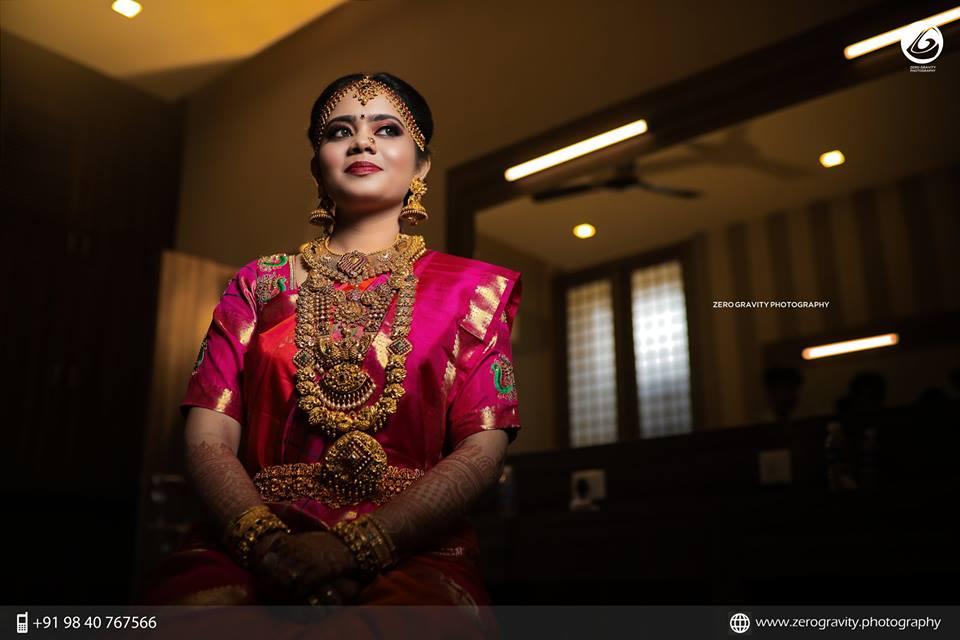 Alluring Bridal jewelry