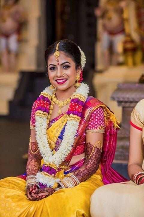 Indian Bridal Nail Art Designs