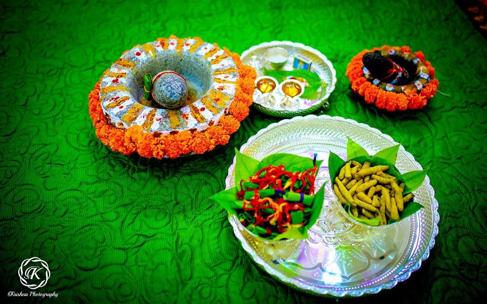 Haldi Rituals