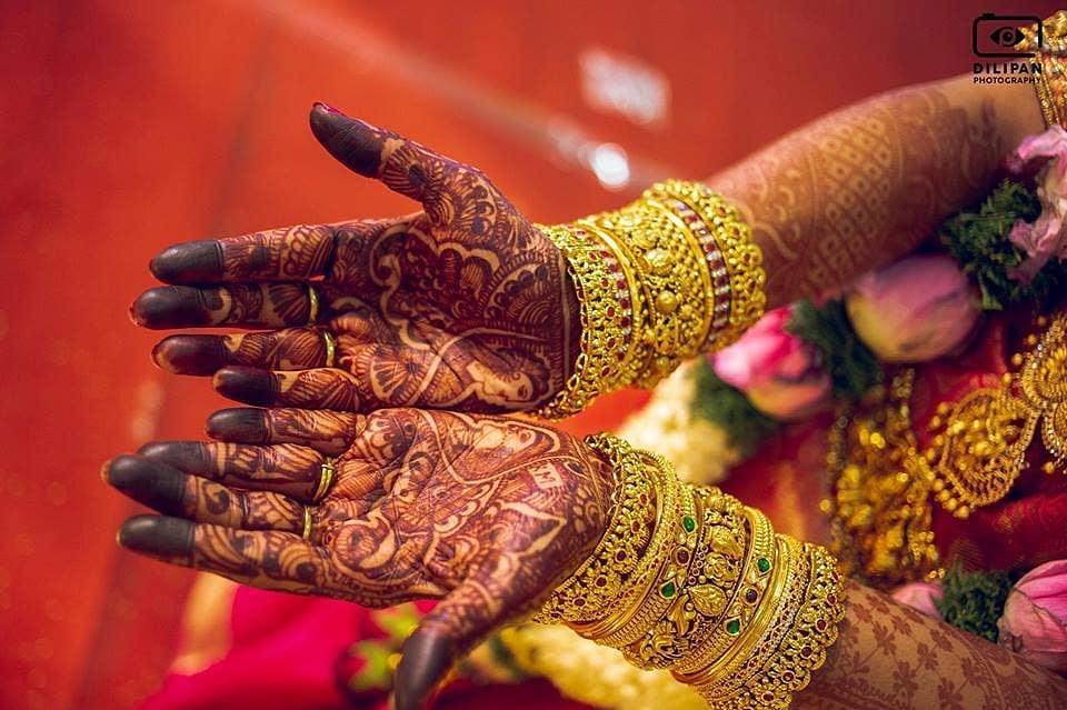 Exotic Bridal bangle
