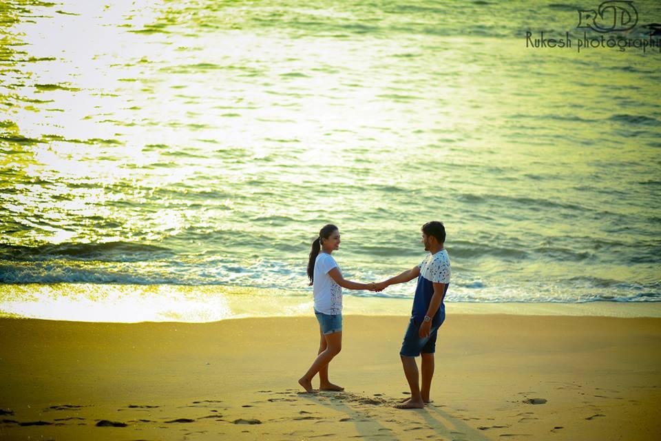 Nischitha - Lokesh Pre wedding.-9