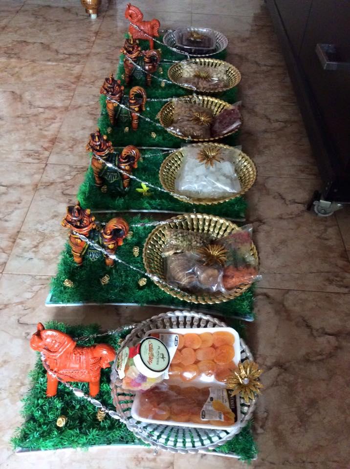 Sai Mirra Wedding Decorations Wedding Plate Decorators