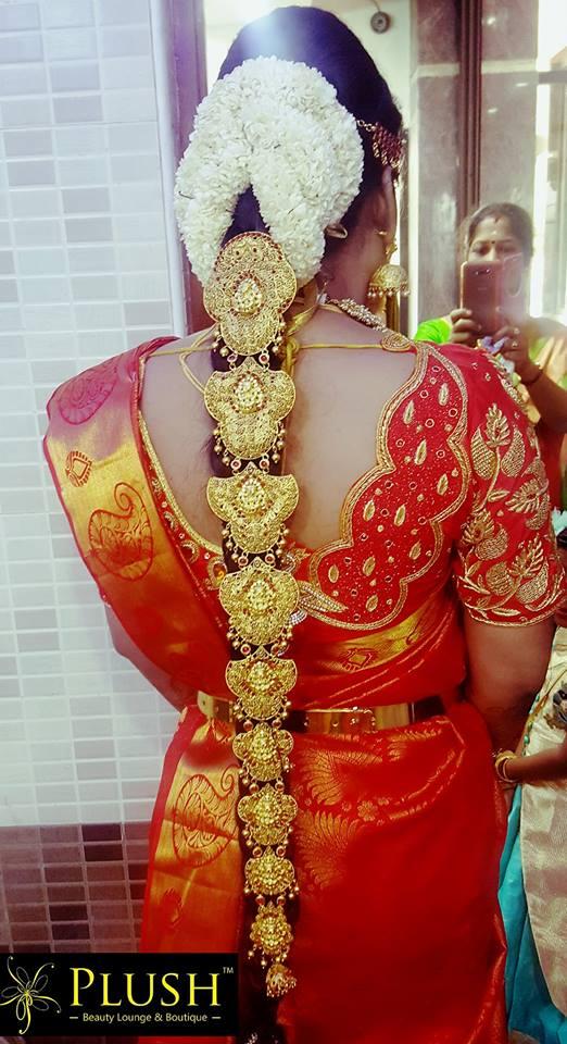 Plush Boutique Amp Beauty Lounge Makeup Artist In Chennai Vendors Wedandbeyond Com