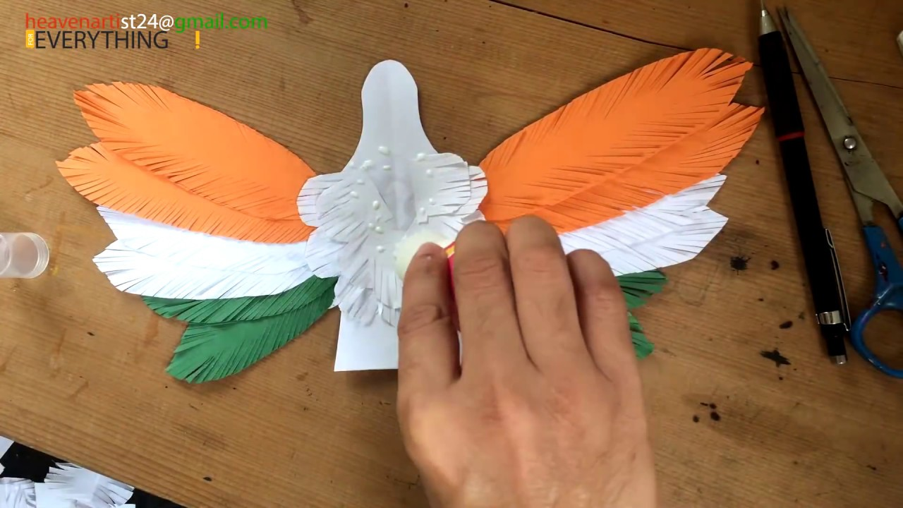 Independence day Paper Bag